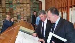 Σύσκεψη στο Κτηματολόγιο Ρόδου πραγματοποιήθηκε με πρωτοβουλία του Βουλευτή Δωδεκανήσου Ιωάννη Παππά .