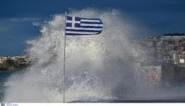 Μέχρι και οκτώ μποφόρ στο Αιγαίο σήμερα! Αναλυτική πρόγνωση του καιρού