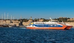 Μήνυμα του Προέδρου της Dodekanisos Seaways, Χρήστου Σπανού