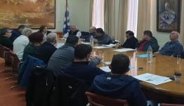 Σύσκεψη για την Aegean Regatta 2020