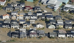 Ο τυφώνας Hagibis σάρωσε την Ιαπωνία: Φονικές πλημμύρες, κατολισθήσεις και τουλάχιστον 18 νεκροί [βίντεο]