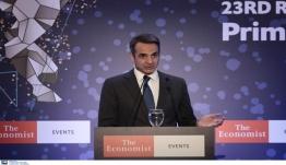 Μητσοτάκης – Economist: Αναστέλλεται για 3 χρόνια ο ΦΠΑ στις νέες οικοδομικές άδειες αλλά και για τις παλιές από 1.1.2006! video