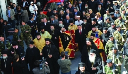 11 χρόνια από την ενθρόνιση του Επισκόπου της Κώου και της Νισύρου Ναθαναήλ.