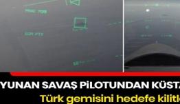 Τουρκικά ΜΜΕ: «Προκλητική ενέργεια Έλληνα πιλότου» πάνω από φρεγάτα στο Αιγαίο