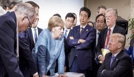 G7: Η Σύνοδος Κορυφής ίσως ολοκληρωθεί χωρίς να εκδοθεί κοινή ανακοίνωση -Δεν έχει ξαναγίνει