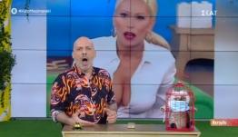 Σοκαρισμένος ο Νίκος Μουτσινάς από την έρευνα για το μπούστο της Μαρίας Μπακοδήμου