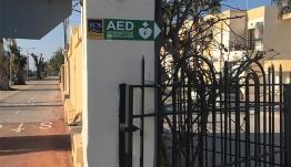 Εγκατάσταση Απινιδωτή στις εγκαταστάσεις της Μαρίνας Κω