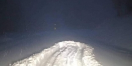 Γρεβενά: Πάνω από μισό μέτρο το ύψος του χιονιού στη Βασιλίτσα [εικόνες]