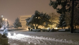 Επέλαση του χιονιά -Στα «λευκά» οι νομοί Τρικάλων και Ιωαννίνων [βίντεο]