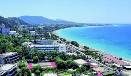1.121 ξενοδοχεία υπάρχουν στα νησιά της Δωδεκανήσου