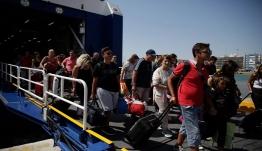Σε ισχύ η έκπτωση 30% στα εισιτήρια Blue Star Ferries και Hellenic Seaways για νησιά του Αιγαίου