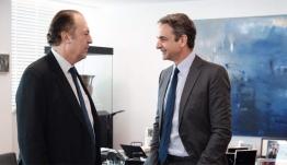 Στη ΝΔ προσχώρησε ο ανεξάρτητος βουλευτής Γιώργος Λαζαρίδης