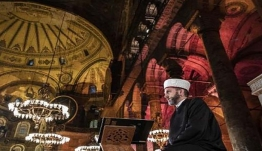 Παραλήρημα Ερντογάν: Η Αγία Σοφία έγινε τζαμί ως δικαίωμα της Άλωσης