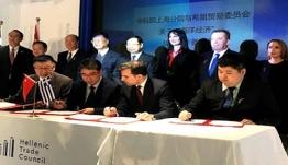 Νέες επωφελείς συμφωνίες για το εμπόριο και τον τουρισμό μεταξύ Ελλάδας και Κίνας