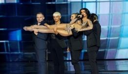 Eurovision 2019: Έβαλε φωτιά η Ελένη Φουρέιρα στο Expo του Τελ Αβίβ – Η εκρηκτική εμφάνισή της [video]