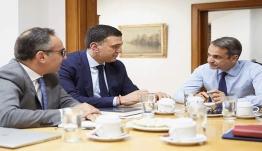 Επίσκεψη Κυρ. Μητσοτάκη στο υπουργείο Υγείας – Οι πέντε προτεραιότητες της κυβέρνησης
