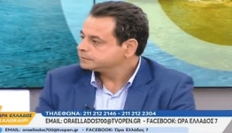 Ν. Σαντορινιός: «Σκοπός μας να αντιστοιχήσουμε τον πολιτικό και κοινωνικό ΣΥΡΙΖΑ, με τον οργανωμένο»