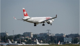 Καθηλώνει δεκάδες αεροσκάφη η Swiss Air