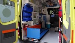 Επιχείρηση σωτηρίας 30χρονου ναυτικού από το ΕΚΑΒ της Ρόδου