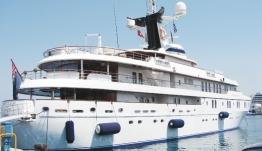 Γ. Φλεβάρης: να ψωνίζουν χωρίς δασμούς οι επιβάτες των θαλαμηγών σκαφών