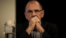 Πανίσχυρος ο Δωδεκανήσιος υπουργός Επικρατείας Γιώργος Γεραπετρίτης