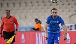 Τραγικό φινάλε για Εθνική στο Nations League αλλά και ιστορικό ρεκόρ για Τοροσίδη