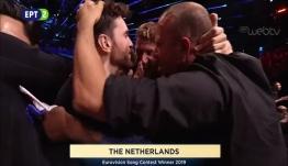 Eurovision 2019: Μεγάλος νικητής η Ολλανδία – 21η η Ελλάδα, 15η η Κύπρος