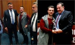 Η ΕΟΠ βράβευσε του κορυφαίους του 2018, με πρώτο και καλύτερο τον Χρήστο Βολικάκη