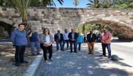 Οι χορηγοί των νέων φοινίκων για την αποκατάσταση της «Λεωφόρου των Φοινίκων»