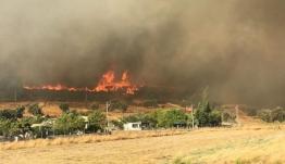 Φωτιά στην Τουρκία: Ορατός μέχρι την Ιεράπετρα ο καπνός - Πώς φαίνεται από τα ελληνικά νησιά