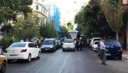 Επιχείρηση της ΕΛΑΣ για εκκένωση υπό κατάληψη κτηρίου στην Αχαρνών