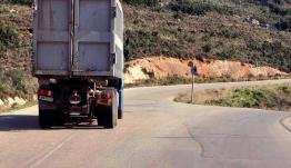 Συναγερμός στο Ρέθυμνο: Εντοπίστηκαν κρυμμένα όπλα και πυρομαχικά σε φορτηγό