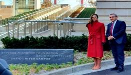 Στο Πανεπιστήμιο Rockefeller στη Νέα Υόρκη ο Περιφερειάρχης καλεσμένος της Ariana Rockefeller