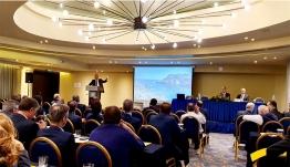 """Γ. Χατζημάρκος: """"Η Περιφερειακή αρχή, αρωγός και σύμμαχος της ΠΕΔ για τα μεγάλα  δομικά, θεσμικά, διοικητικά και οικονομικά ζητήματα των νησιών μας"""""""