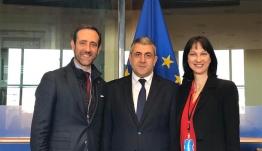 Ενεργή συμμετοχή της Έλενας Κουντουρά στη συνεργασία των οργάνων της ΕΕ με τον Παγκόσμιο Οργανισμό Τουρισμού UNWTO με στόχο την συντονισμένη προώθηση του βιώσιμου τουρισμού