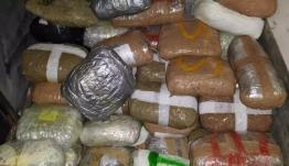 Θεσπρωτία: Το φορτηγό έκρυβε περίπου 800 κιλά χασίς! Δυο συλλήψεις