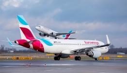 Νέες απευθείας πτήσεις της Eurowings σε Σαντορίνη και Σαντορίνηαπό Ντίσελντορφ και Στουτγάρδη και αύξηση των πτήσεων για Θεσσαλονίκη για το καλοκαίρι του 2020