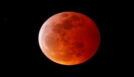Έκλειψη Σελήνης: Η μοναδική ορατή από την Ελλάδα έως το 2024, αλλά είχε σύννεφα! (βίντεο)