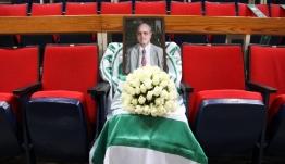 Οι θρύλοι δεν πεθαίνουν: Ρίγη συγκίνησης για τη θέση του Θανάση Γιαννακόπουλου στο ΟΑΚΑ