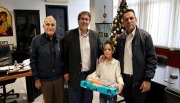 Οκτάχρονος «Αϊνστάιν» από την Πέλλα, εντυπωσιάζει με τις επιδόσεις του στα μαθηματικά και το υψηλό IQ
