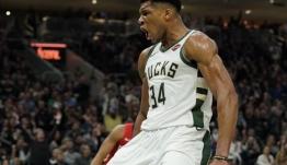 Ενα βίντεο που δεν... χάνεται: To NBA θυμήθηκε τις καλύτερες στιγμές του MVP Αντετοκούνμπο