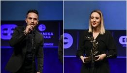Λευτέρης Πετρούνιας και Άννα Κορακάκη οι κορυφαίοι αθλητές του 2018