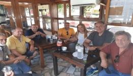 Μίκα Ιατρίδη από Κάλυμνο: «Ενώνουμε τους Έλληνες και ξεκινάμε το αύριο που αξίζουμε»!»