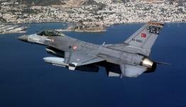 Νέο μπαράζ τουρκικών προκλήσεων: Οκτώ εμπλοκές και 78 παραβιάσεις του εναέριου χώρου