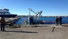 Προσδιορίστηκε η δίκη για το ναυάγιο του φορτηγού πλοίου «ΝΟUR M»