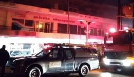 Ρόδος: Κάηκε ολοσχερώς ο ραδιοσταθμός «Notos fm»