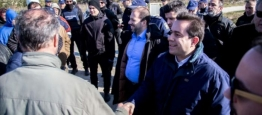 Νότης Μηταράκης: «Δικαιολογημένη η αντίδραση των πολιτών στα νησιά»