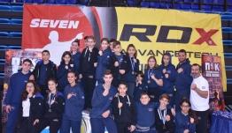 """Με 13 μετάλλια επέστρεψαν οι """"ΜΑΧΗΤΕΣ ΤΗΣ ΚΩ"""" από το Πανελλήνιο Πρωτάθλημα Kick Boxing"""