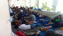 Ενωση Αστυνομικών Υπαλλήλων: Οι αυξημένες μεταναστευτικές ροές δημιούργησαν το αδιαχώρητο στο Αστυνομικό Τμημα Σύμης