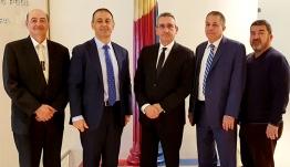 Στη Ρόδο τον Ιούλιο η συνάντηση της  Παγκόσμιας Διακοινοβουλευτικής Ένωσης του Ελληνισμού, με πρόταση του Περιφερειάρχη